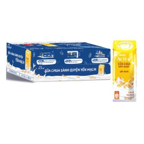 Sữa chua uống Acti-V thức uống dinh dưỡng cho cả gia đình