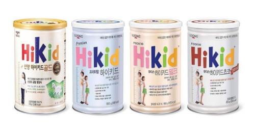 Hikid hỗ trợ tăng cường sức đề kháng, tăng hệ miễn dịch