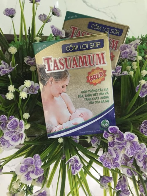 Tasuamum - người bạn đồng hành giúp mẹ nuôi con bằng nguồn sữa mẹ chất lượng