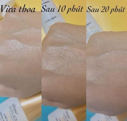 Sunplay Skin Aqua Clear White nâng tone nhẹ