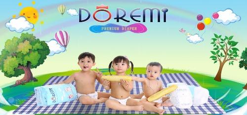 Bỉm nội địa Doremi đang được các Mom đánh giá tích cực