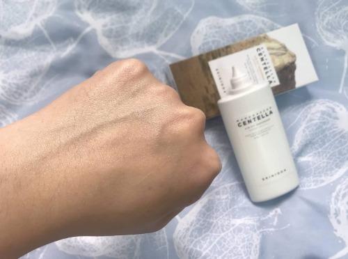 Dùng chống nắng skin1004 đều đặn mỗi ngày để bảo vệ da