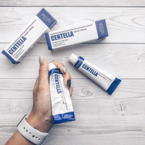 Kem trị mụn Centella lành tính với mọi loại da