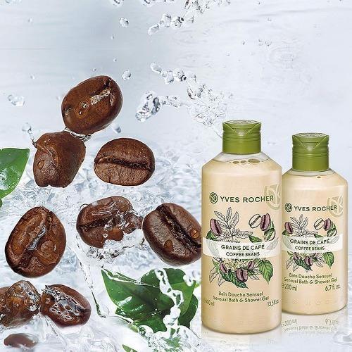 Sữa tắm Yves Rocher chứa thành phần tự nhiên, lành tính