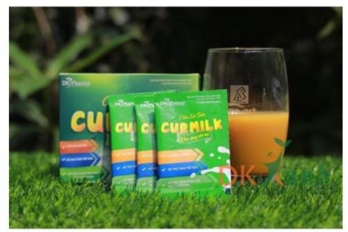 Cốm lợi sữa Curmilk - món quà tuyệt vời dành cho mẹ