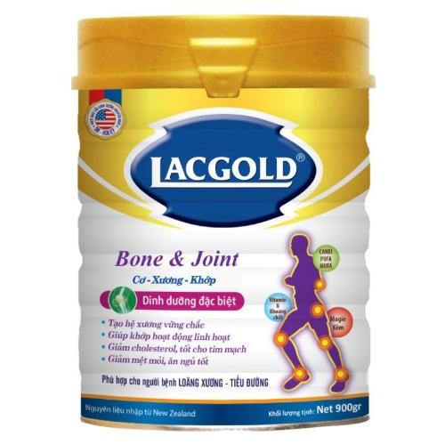 Sữa Lacgold Bone & Joint cơ xương khớp