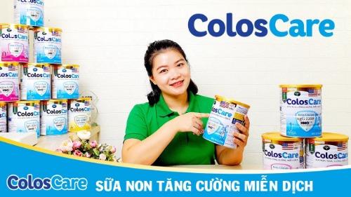 ColosCare tăng cường hệ miễn dịch