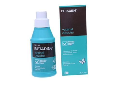 Betadine Vaginal Douche đặc trị