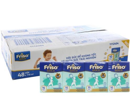 Sữa Friso pha sẵn