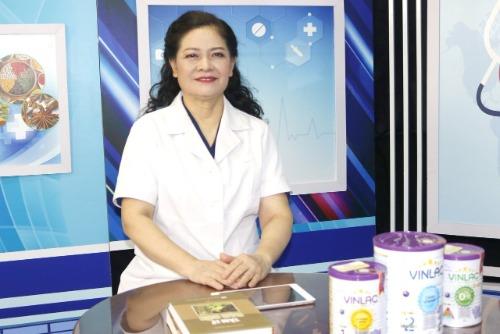 Sữa Vinlac được các chuyên gia dinh dưỡng khuyên dùng