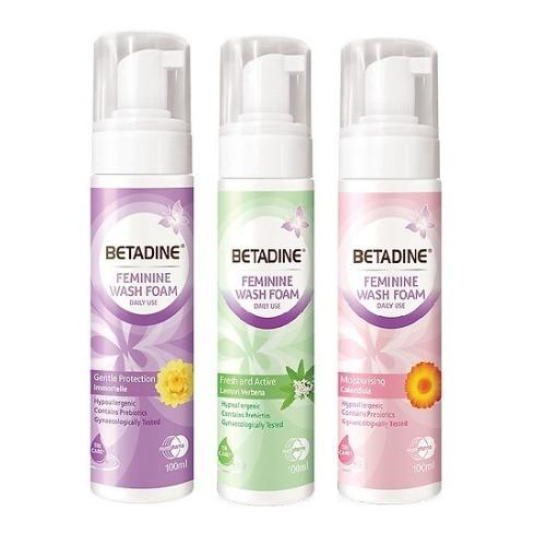 Dung dịch vệ sinh Betadine có nguồn gốc thiên nhiên, an toàn, lành tính