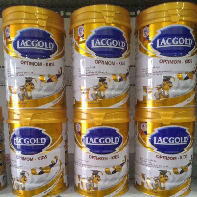 Sữa Lacgold với hương vị thơm ngon - ngọt thanh dễ uống