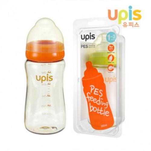 Bình sữa Hàn Quốc Upis - an toàn, chất lượng, cao cấp
