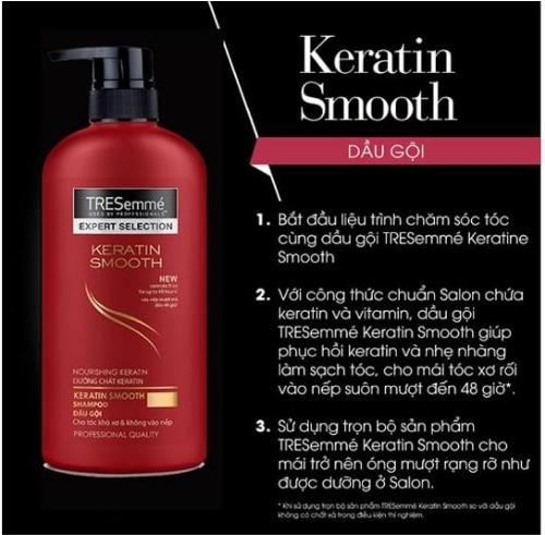 Tresemme - chăm sóc tóc chuẩn salon
