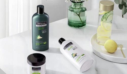 Tresemme - bảo vệ tóc và da đầu mỗi ngày