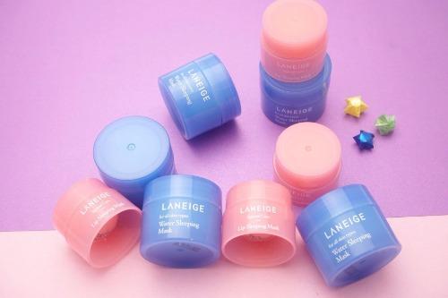Kem ủ môi của Laneige - cho sắc môi hồng đẹp tự nhiên