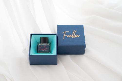 Foellie Vogue mang hơi hướng của biển cả vừa tươi mát, vừa sảng khoái