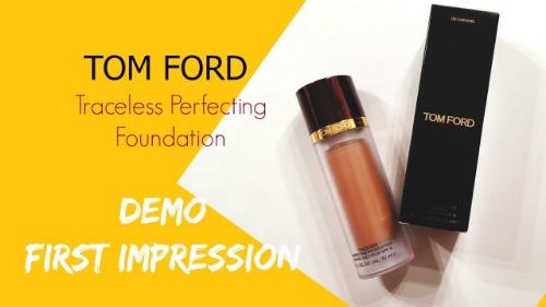 Tom Ford - tự tin khoe sắc