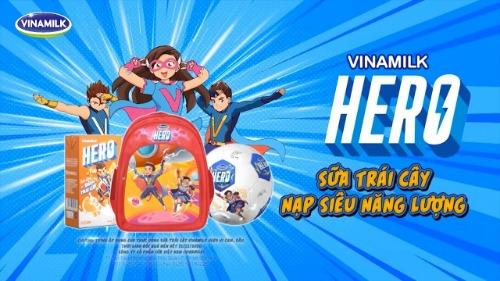 Hero - thức uống trái cây ngon tuyệt dành cho các bé
