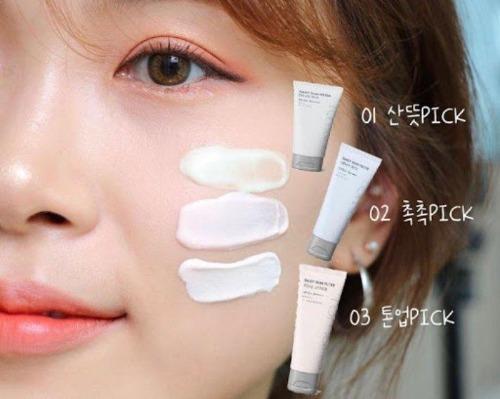 Kem chống nắng của Romand được ưa chuộng tại nội địa Hàn và Châu Á