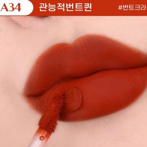 A34 Sensual Queen of Burnt màu cam gạch không quá chói cũng không quá trầm