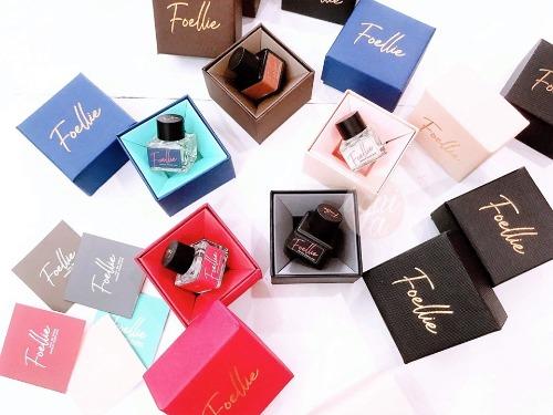 Nước hoa vùng kín của Foellie - được chiết xuất từ những nguyên liệu thiên nhiên