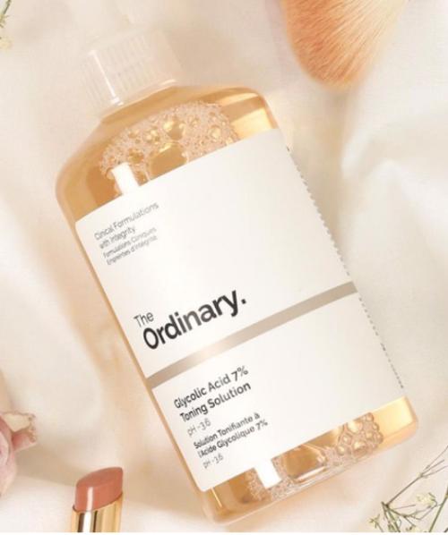 Ordinary - dòng toner khắc chế da dầu mụn