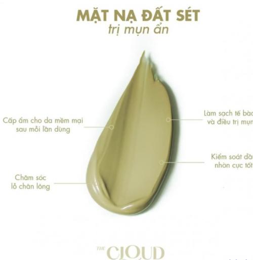 Mặt nạ đất sét là sản phẩm không thể thiếu khi chăm sóc da