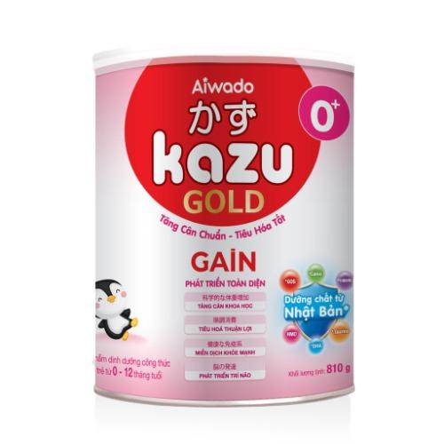 Kazu Gold - thương hiệu Nhật được tin dùng tại Việt Nam