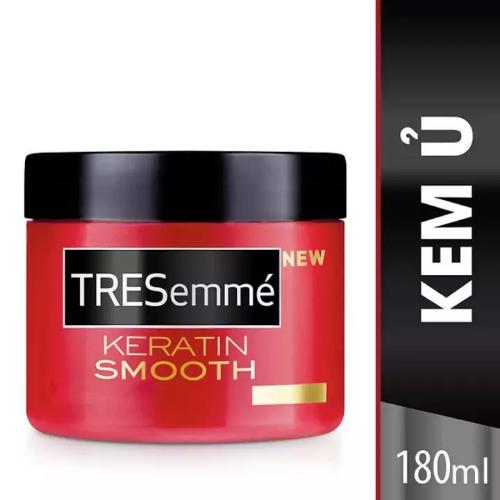 Tresemme Keratin Smooth dành cho tóc khô, xơ rối