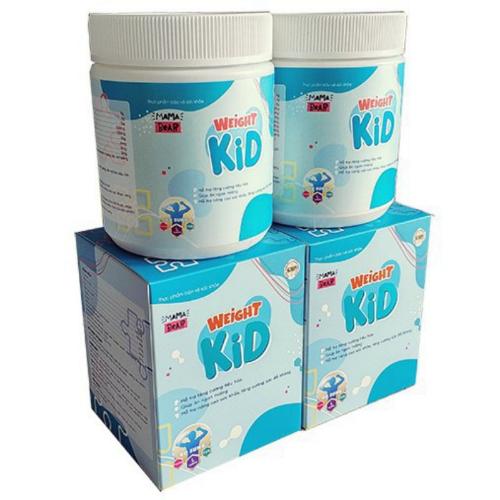 Weight Kid - giúp hoàn thiện nhanh hệ tiêu hóa của bé