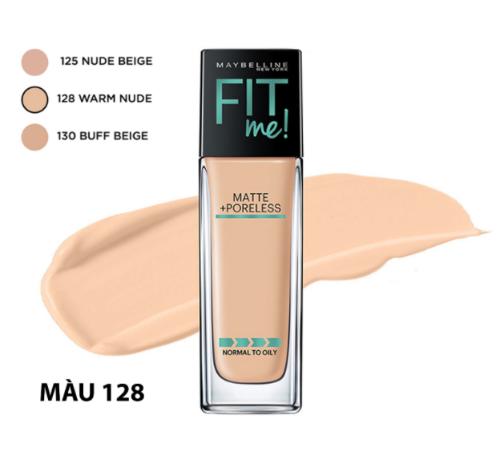 Màu số #128 - Warm Nude