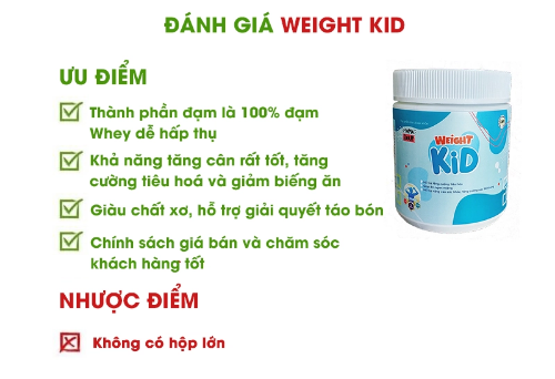 Ưu điểm vượt trội của dòng sữa chuyên để tăng cân cho bé còi cọc