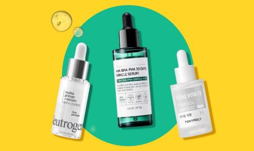 Serum có phải là tinh chất trị mụn hiệu quả cho da dầu?