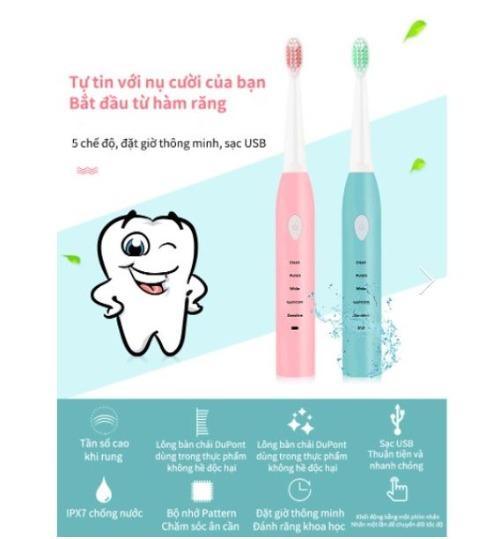Lissa trợ thủ đắc lực chống lại các bệnh về răng miệng