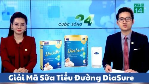 Sữa non Diasure - Hỗ trợ điều trị bệnh tiểu đường