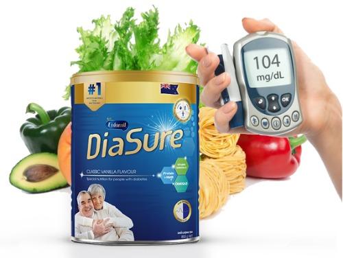 Diasure - Giúp kiểm soát đường huyết