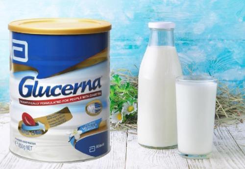 Sữa non Glucerna Úc
