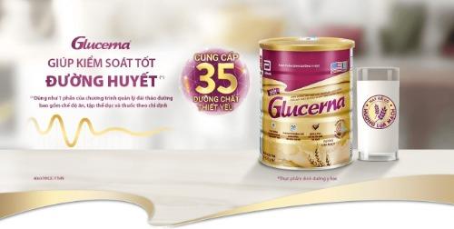 Cung cấp 35 dưỡng chất thiết yếu - Kiểm soát đường huyết