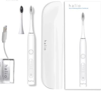 Bộ bàn chải đánh răng điện Halio