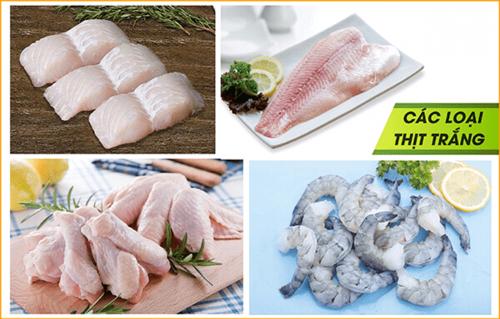 Thịt trắng có lợi cho người bị bệnh tiểu đường