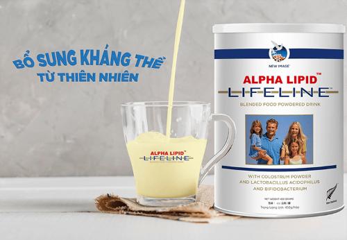 Sữa non là thực phẩm bổ sung thiết yếu cho người già