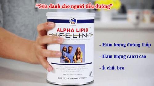 Sữa non giúp ổn định đường huyết