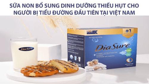 Sữa non Diasure công nghệ độc quyền ALA New Zealand