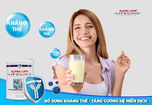 Năng lượng khỏe mạnh mỗi ngày cùng sữa non