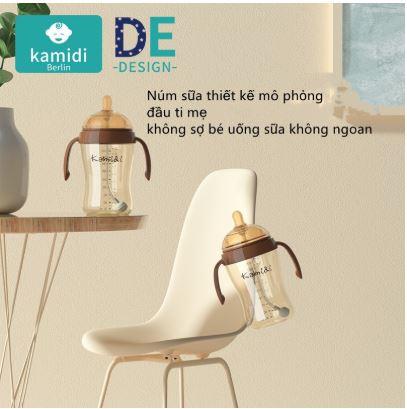 Thiết kế hiện đại, kích thích thị giác của bé