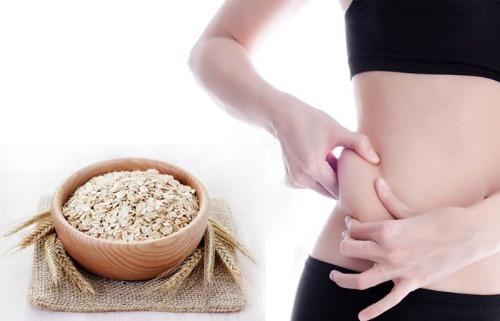 Chế độ ăn uống khoa học, kết hợp yến mạch giúp giảm cân mà không lo áp lực thèm ăn, bụng đói