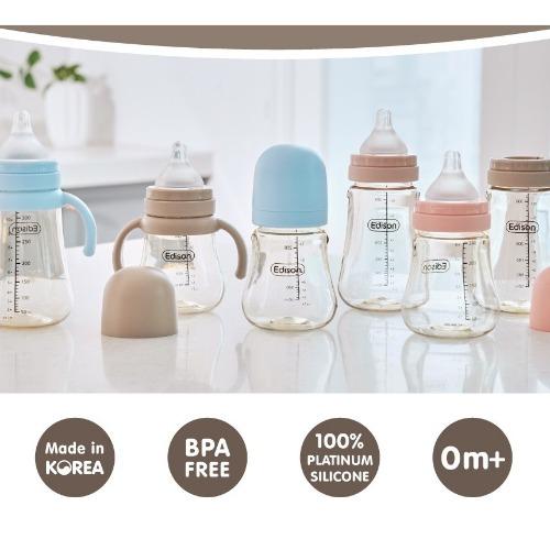 Bình sữa Edison xuất xứ Hàn Quốc