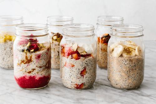 Bữa sáng dinh dưỡng từ lúa mạch được nhiều người ưa chuộng