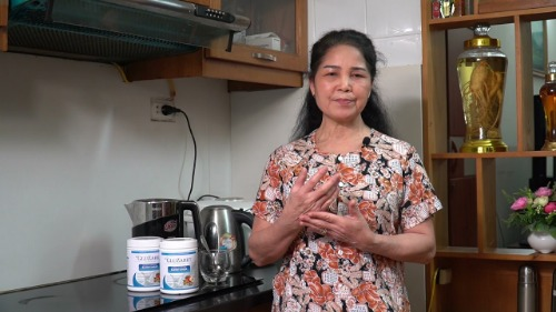 Cảm nhận thực tế của người dùng sữa non Gluzabet